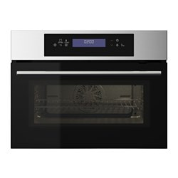 KULINARISK microwave combi with forced air Width: 59.4 cm Depth: 56.7 cm Height: 45.5 cm