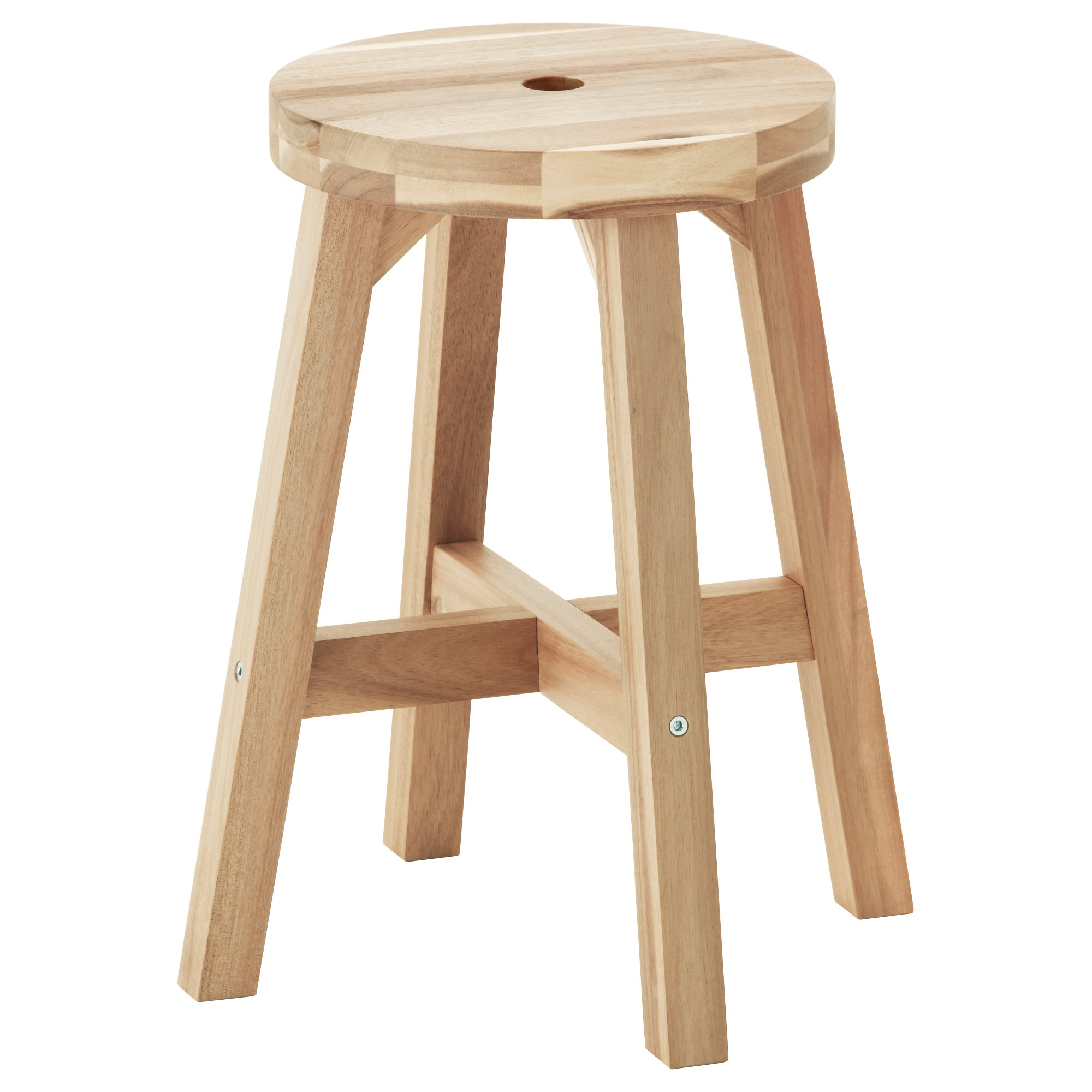 SKOGSTA stool acacia Tested for 220 lb Seat diameter 11   Width  sc 1 st  Ikea : wooden guitar stool - islam-shia.org
