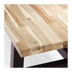 SKOGSTA Dining Table, Acacia