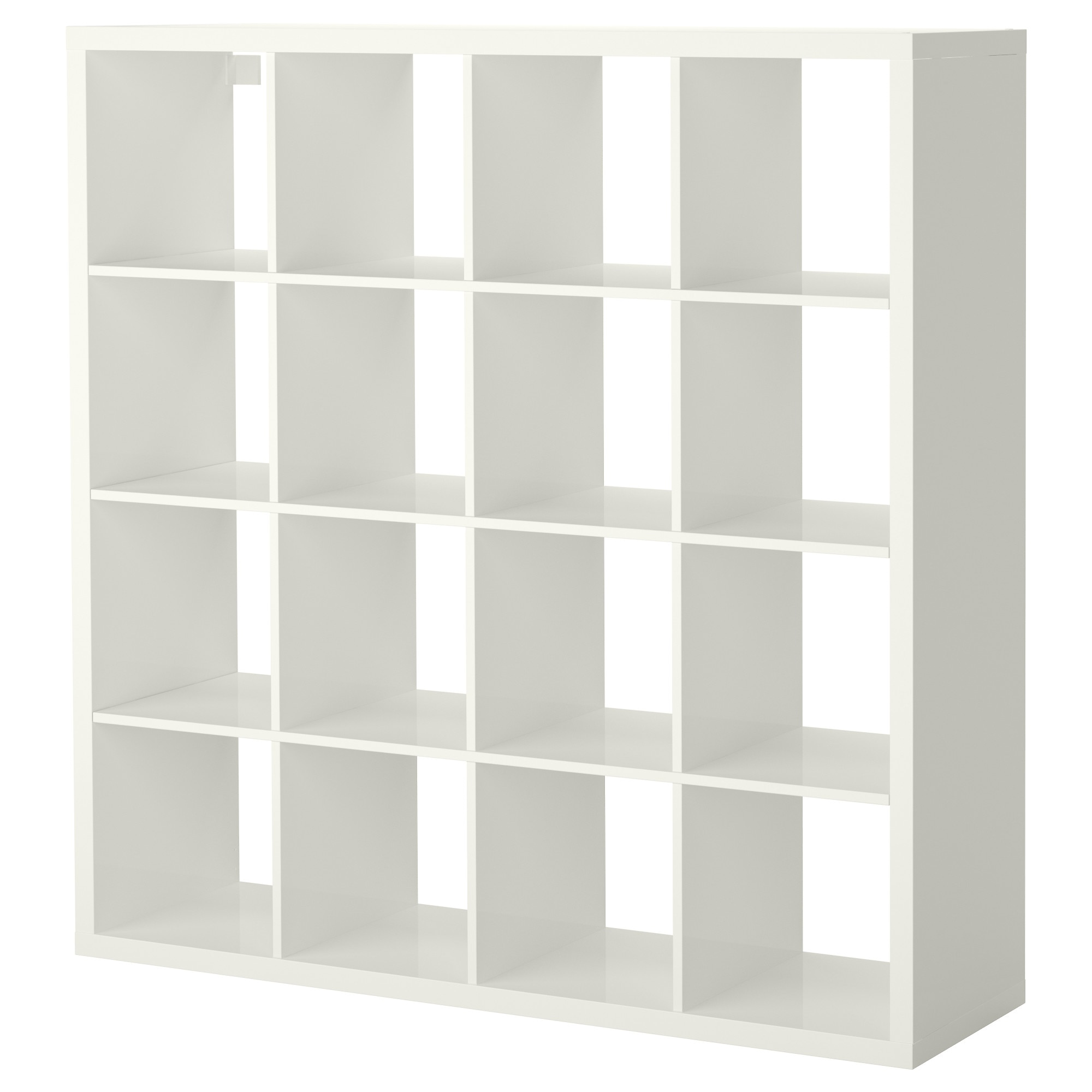 Regalsystem ikea  KALLAX Shelf unit - high gloss white - IKEA