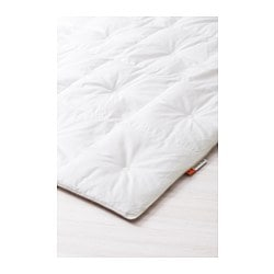 BLEKVIDE quilt, extra warm Length: 200 cm Width: 150 cm Filling weight: 770 g