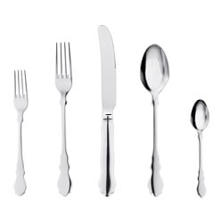 SKUREN 20-piece flatware set
