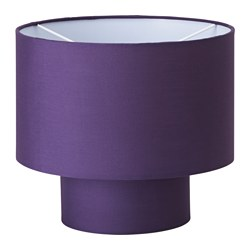 RODIUM shade, lilac double Diameter: 25 cm