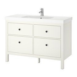 Hemnes Odensvik Sink Cabinet With 4 Drawers