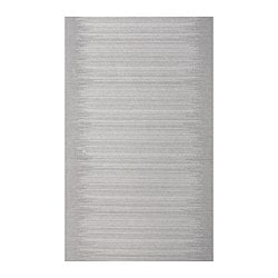 VATTENAX panel curtain, grey, white