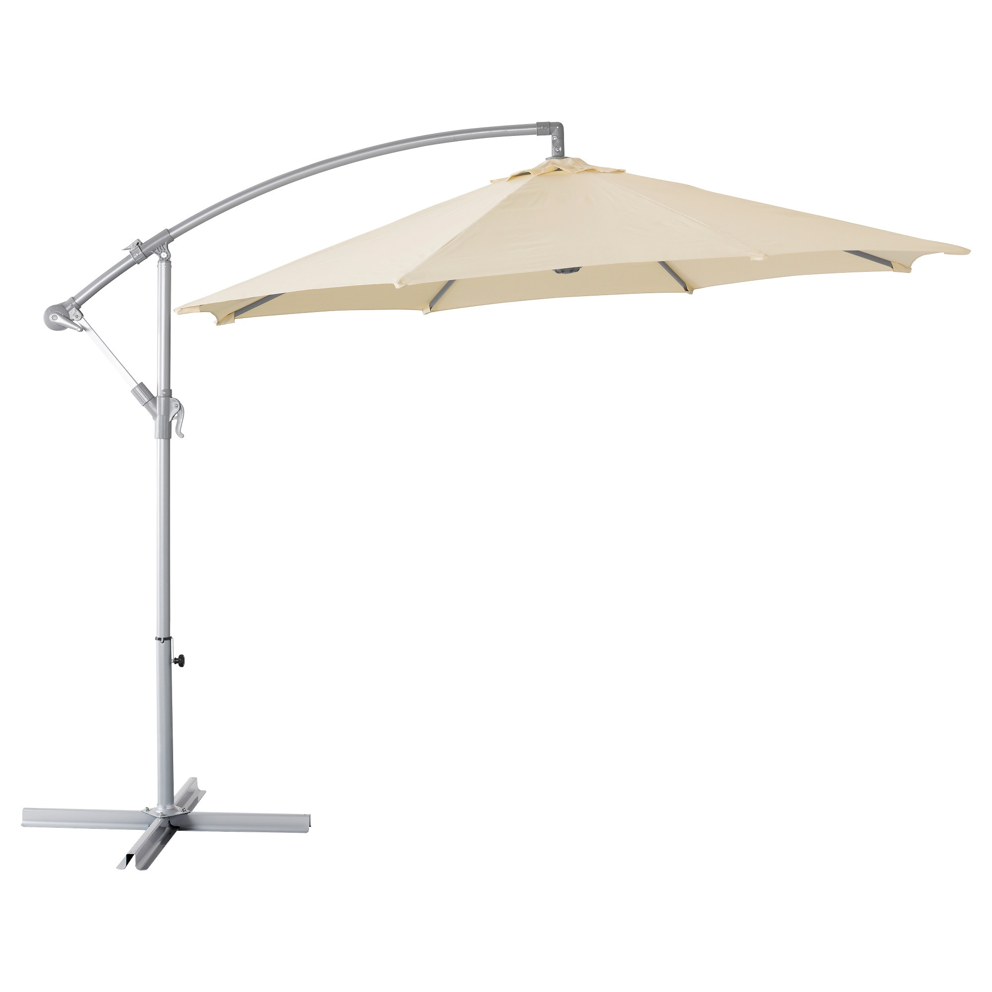 "KARLS– Umbrella hanging beige 118 1 8 "" IKEA"
