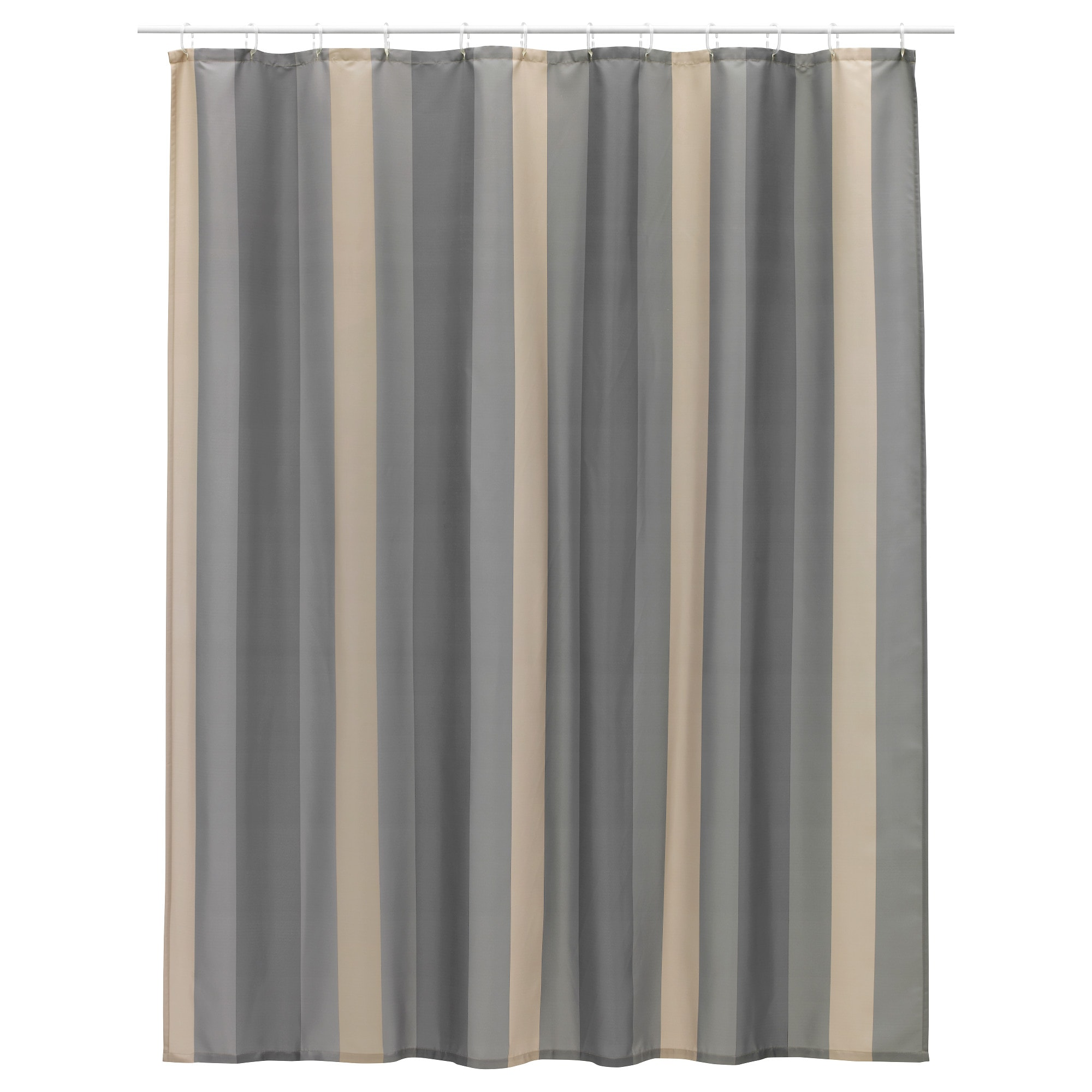 Shower Curtains & Rods - Ikea Beige Wei Ikea