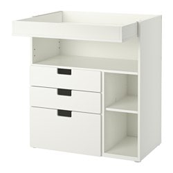 STUVA Changing table with 3 drawers $149.00