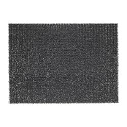 VINTER 2015 door mat, in/outdoor silver-colour Length: 79 cm Width: 58 cm Area: 0.46 m²