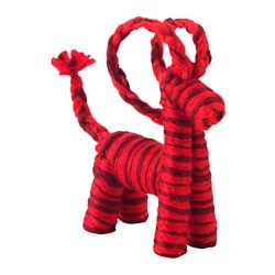 VINTER 2016 decoration, goat red Height: 15 cm