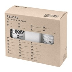 ABSORB leathercare set Volume: 13 oz Volume: 390 ml
