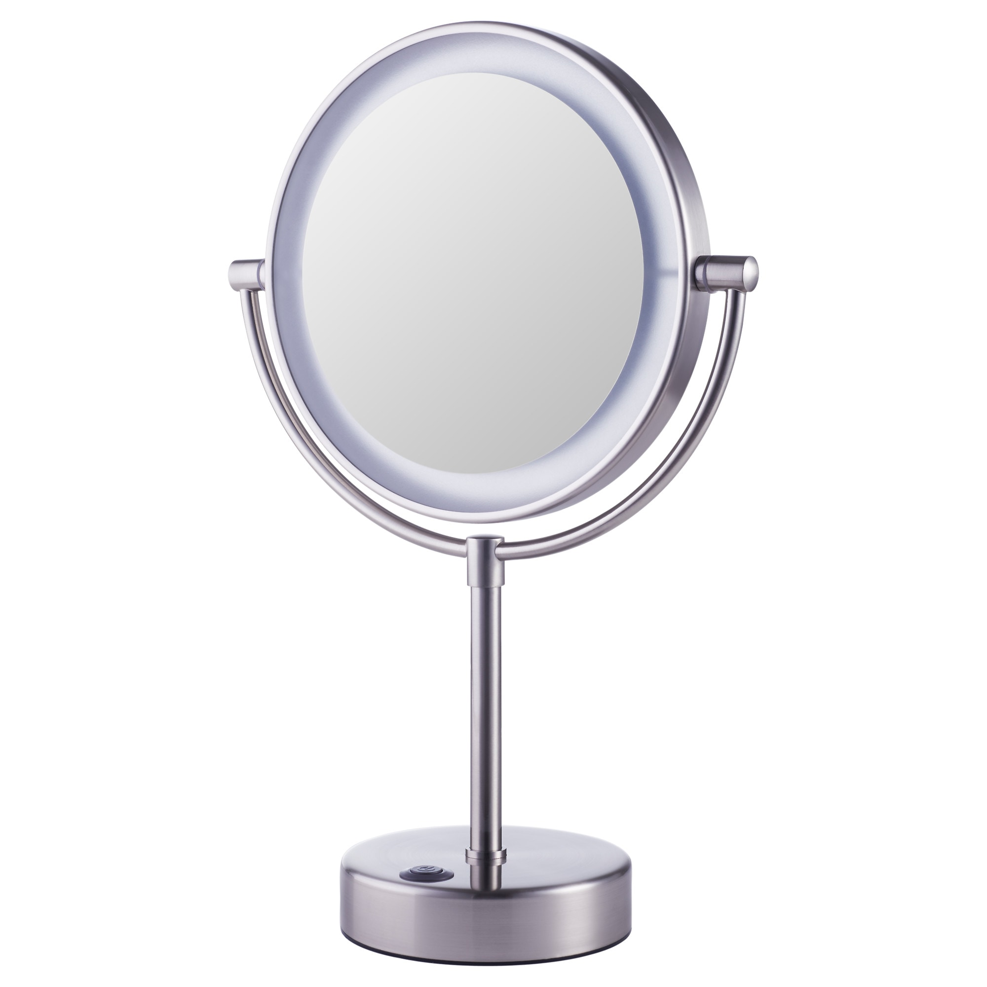 Dressing table mirrors ikea - Kaitum Mirror With Built In Lighting Battery Operated Height 14 5 8