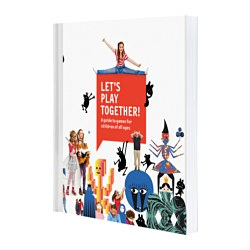 "LATTJO - PLAY TOGETHER book Width: 7 "" Height: 8 ¼ "" Width: 18 cm Height: 21 cm"
