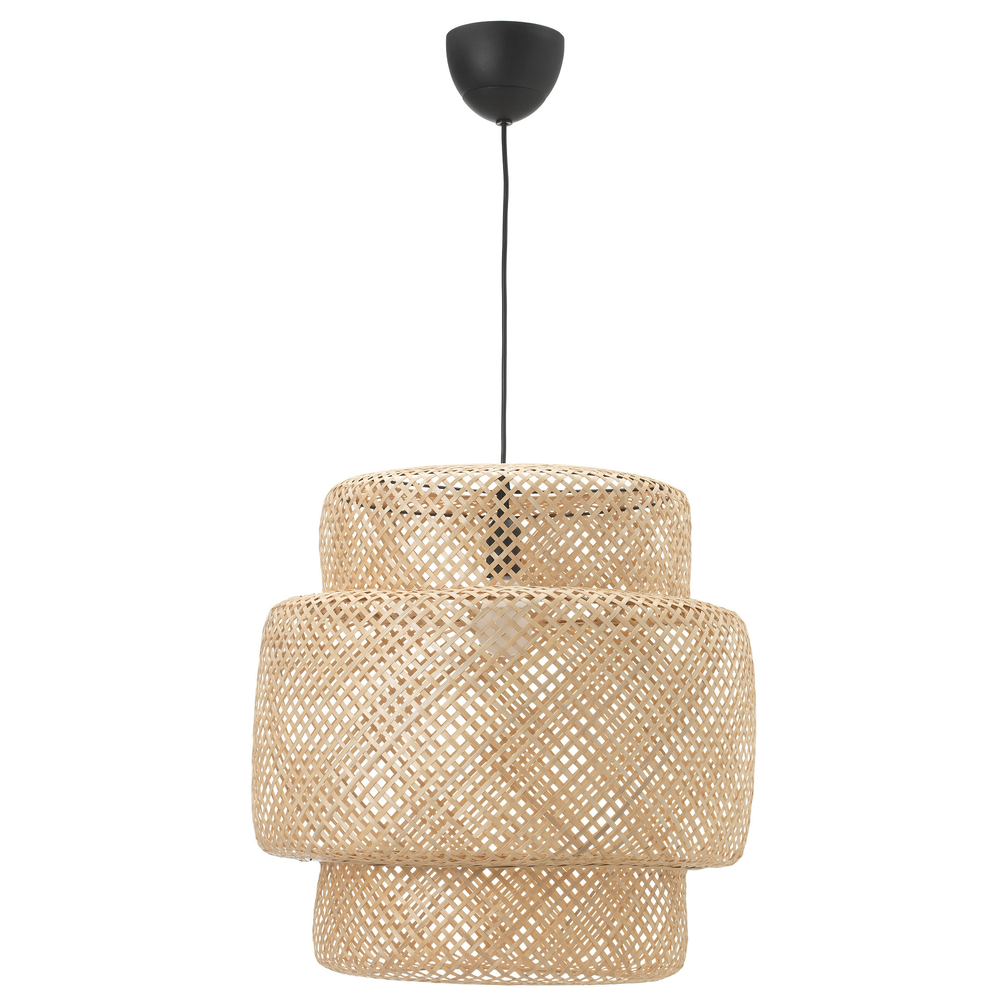 plug in hanging lights ikea. sinnerlig pendant lamp, bamboo max.: 60 w height: 21 \ plug in hanging lights ikea