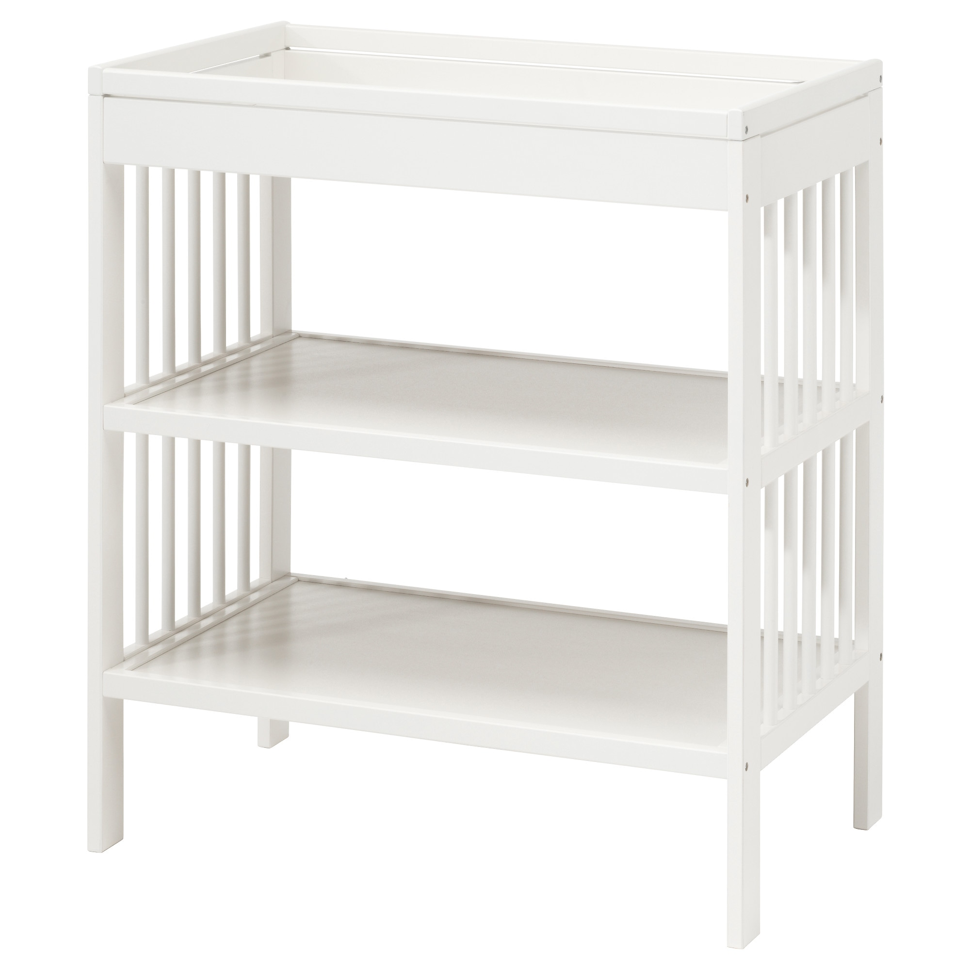 baby changing tables  ikea - gulliver changing table white width    depth