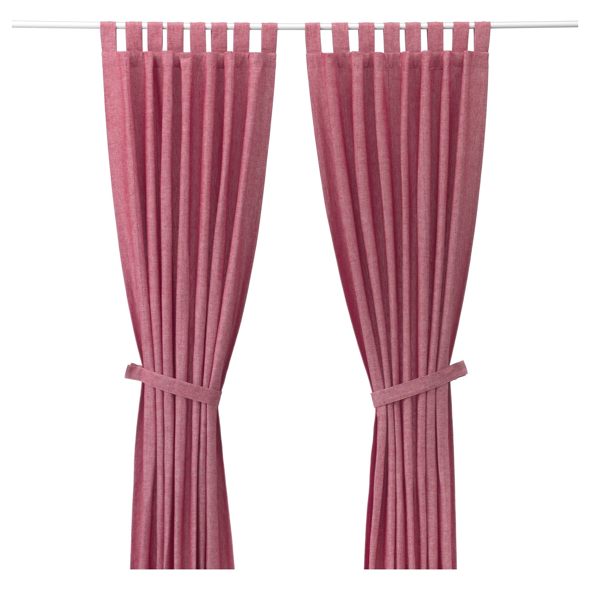"Images Of Curtains lenda curtains with tie-backs, 1 pair - 55x98 "" - ikea"