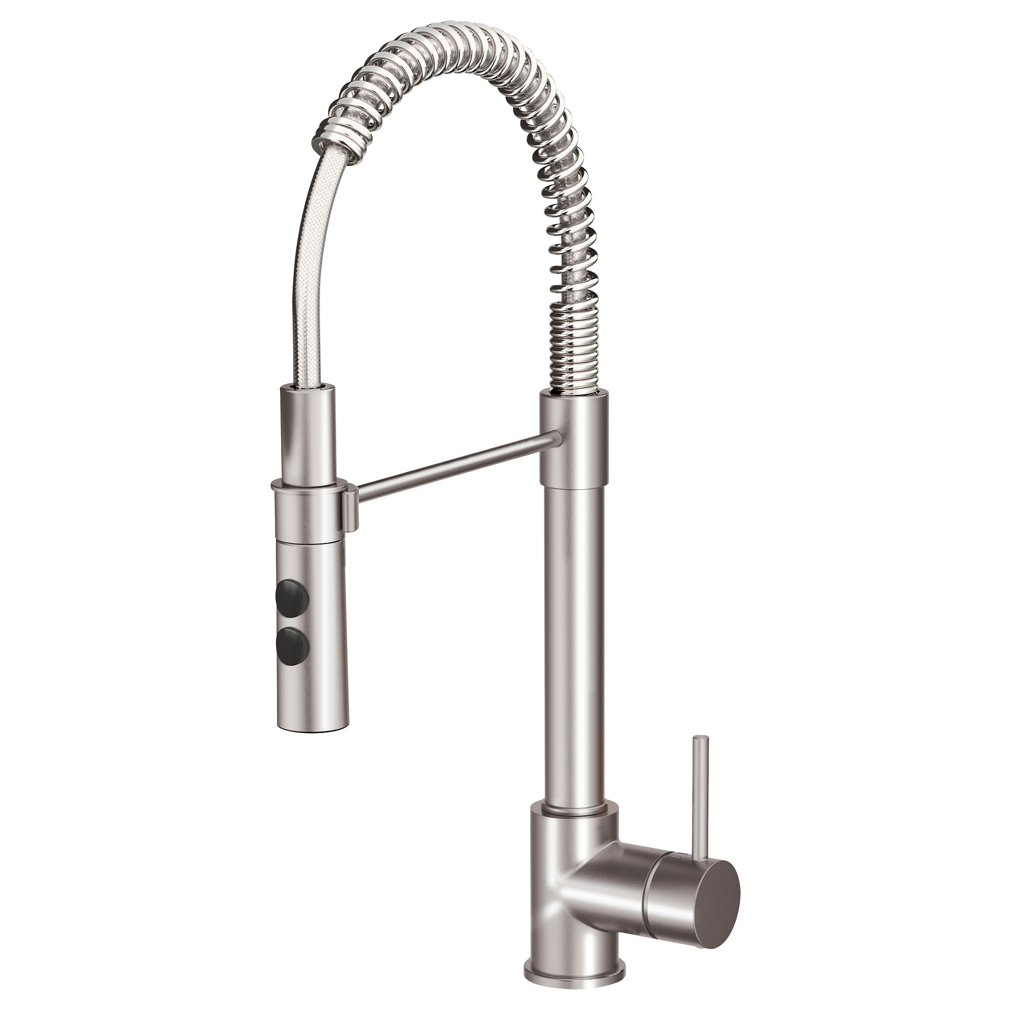 Kitchen Faucet vimmern kitchen faucet with handspray - ikea