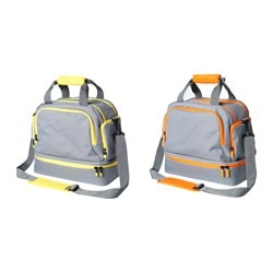 TJENIS sport bag, assorted colours Length: 38 cm Depth: 20 cm Height: 35 cm