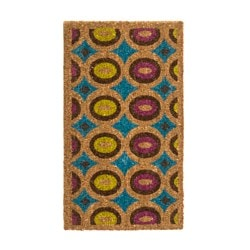 BARSMARK door mat, multicolour