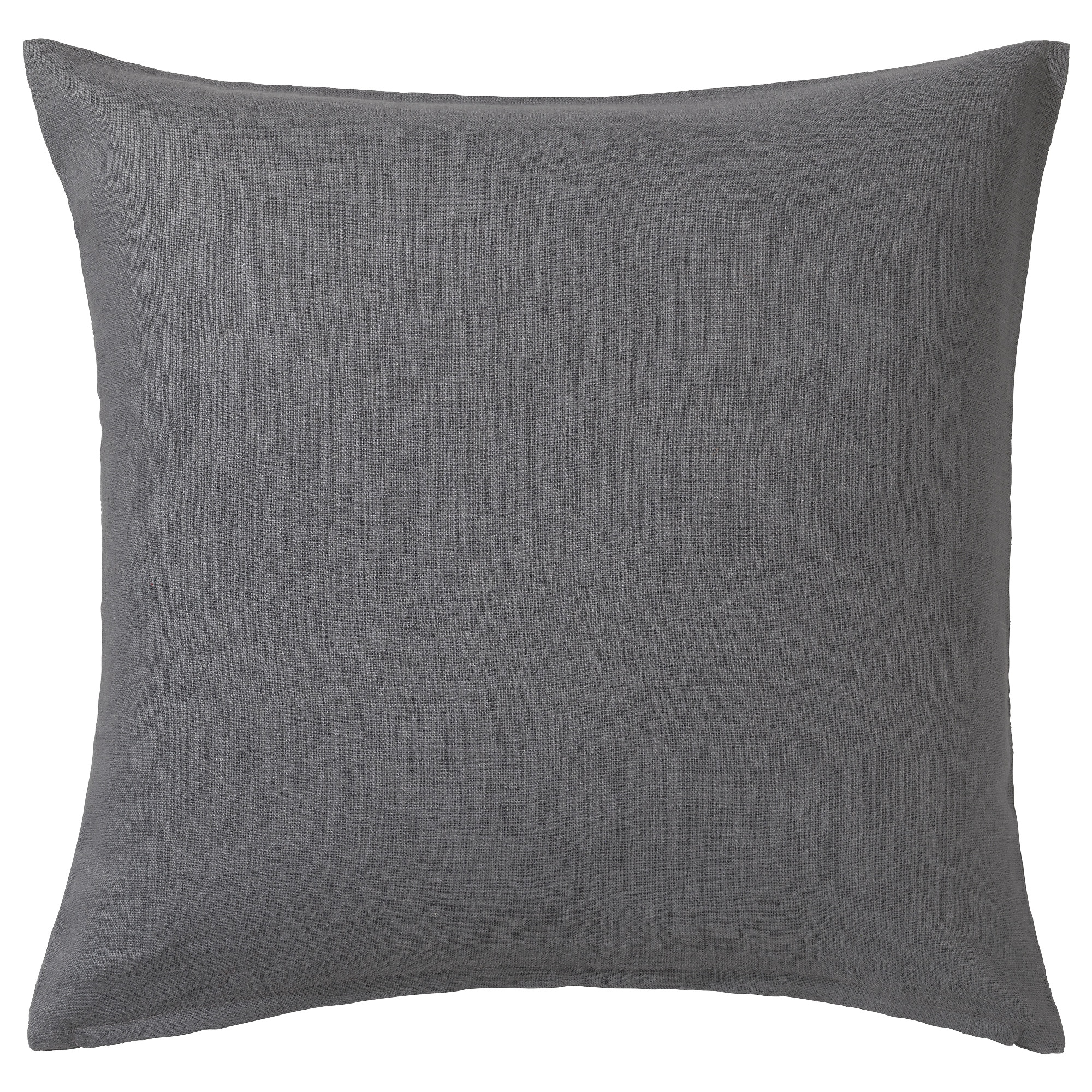 cushions  cushion covers  ikea - vigdis cushion cover dark gray length   width   length