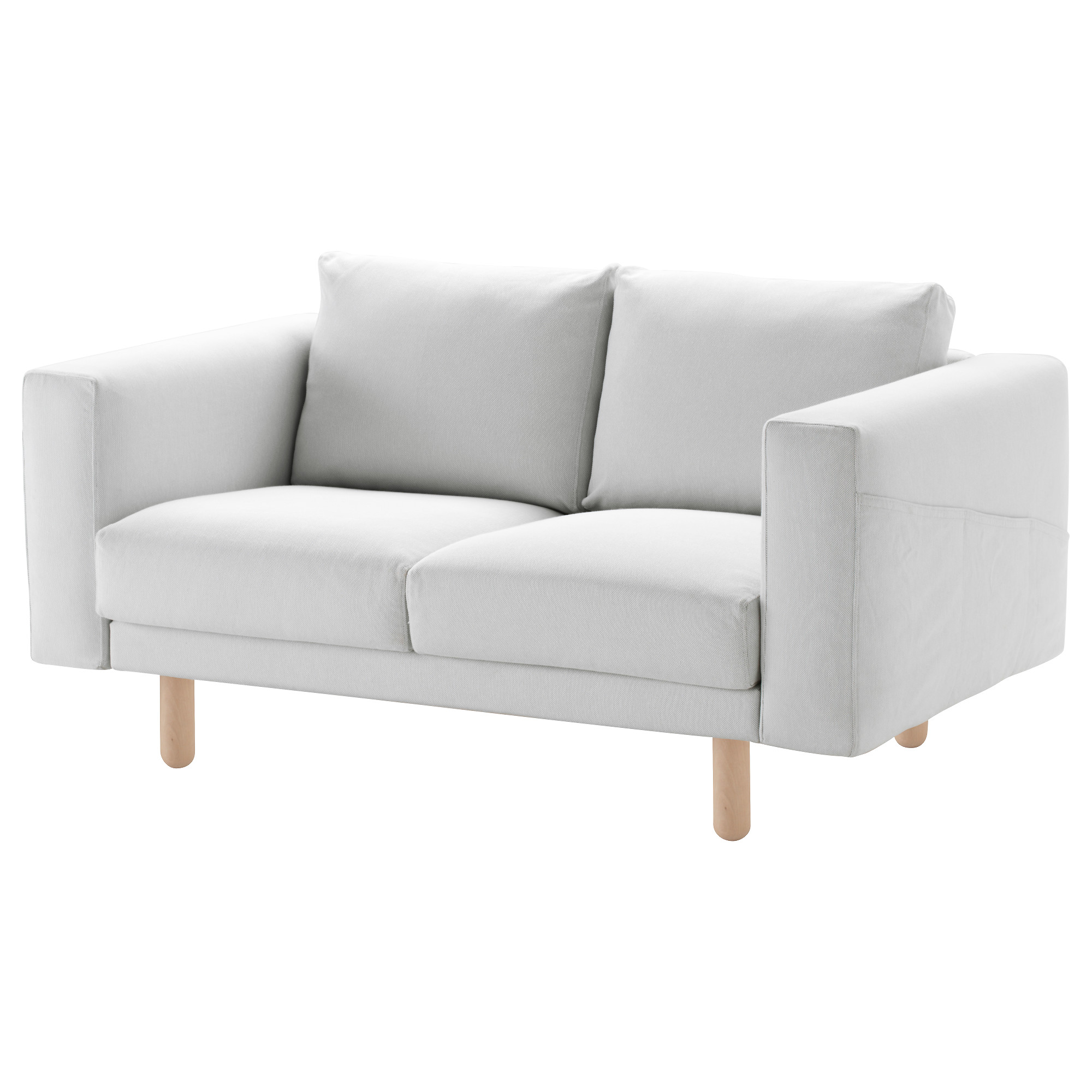 Design Small Sofas fabric loveseats ikea norsborg loveseat finnsta white birch width 60 14 depth