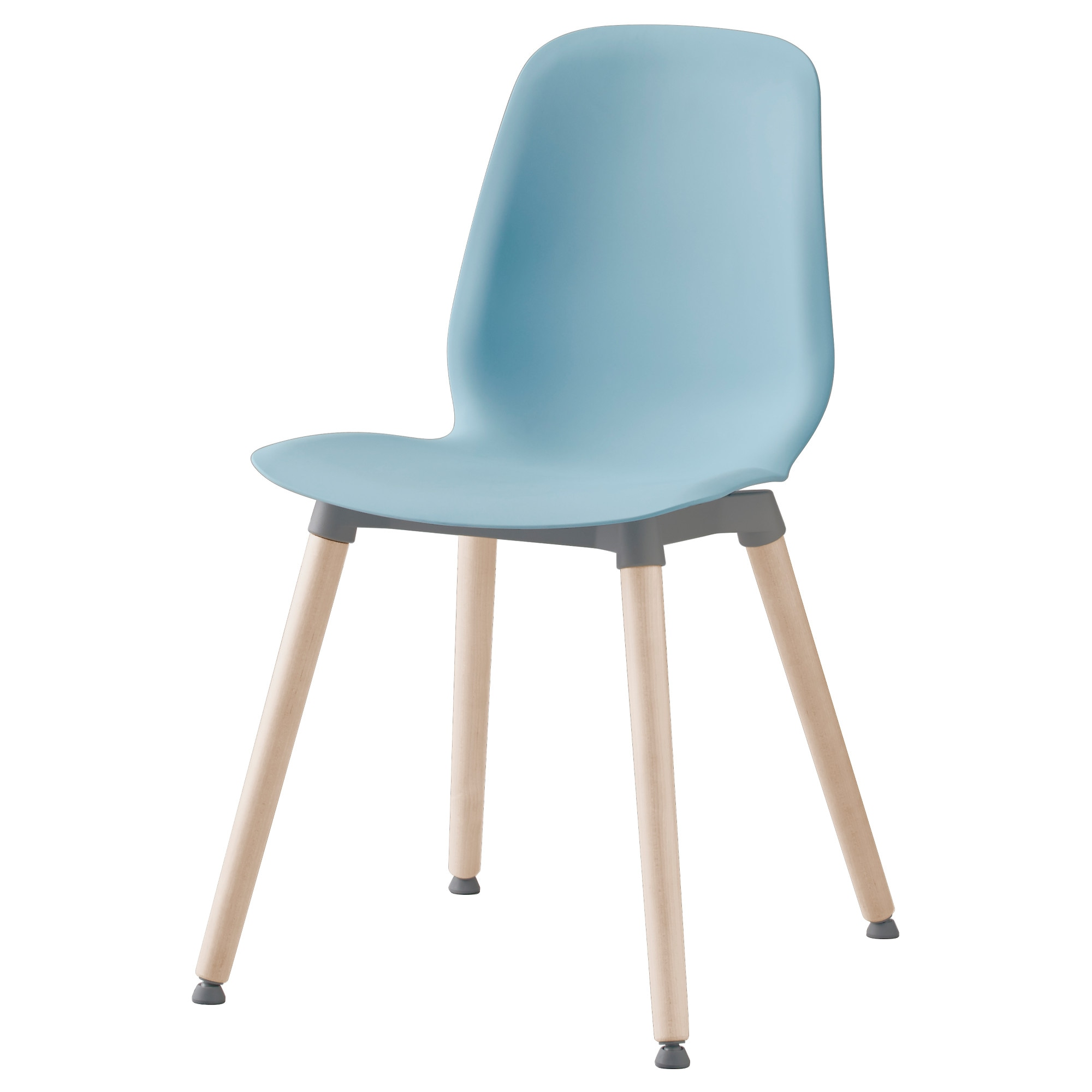 LEIFARNE chair  light blue  Ernfrid birch Tested for  243 lb Width  20Dining chairs   Dining chairs   Upholstered chairs   IKEA. High Back Dining Chairs Ikea. Home Design Ideas