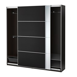PAX armoire-penderie