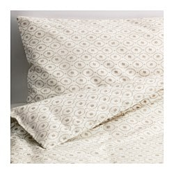 HJÄRTEVÄN Quilt cover/pillowcase for cot $15.99