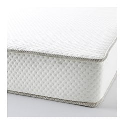 morgongva natural latex mattress
