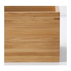 DRAGAN 4 Piece Bathroom Set, Bamboo $12.99