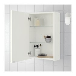 lillngen wall cabinet white