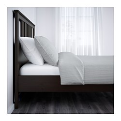 full queen and king beds - Queen Bed Frame Black