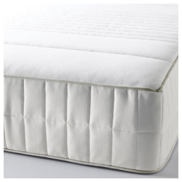 Materassi In Memory Ikea.Myrbacka Memory Foam Mattress Firm White