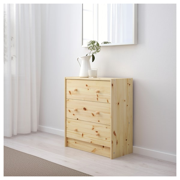 IKEA RAST 3-drawer chest