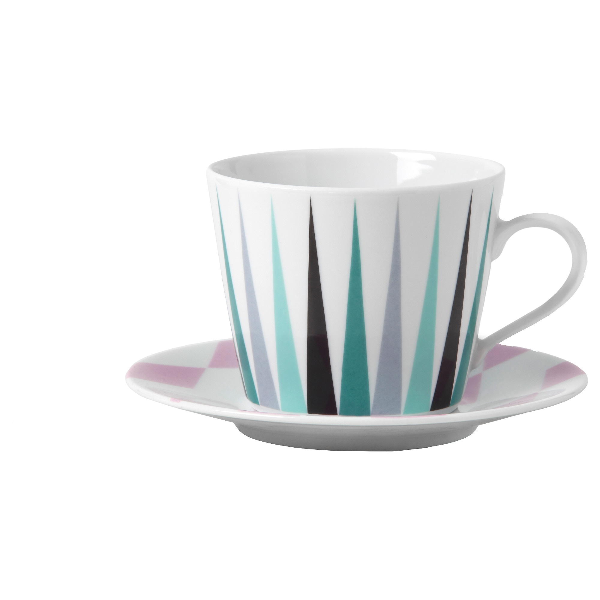Favorit Coffee Cup And Saucer