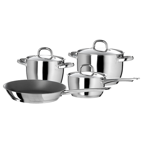 IKEA OUMBÄRLIG 7-piece cookware set