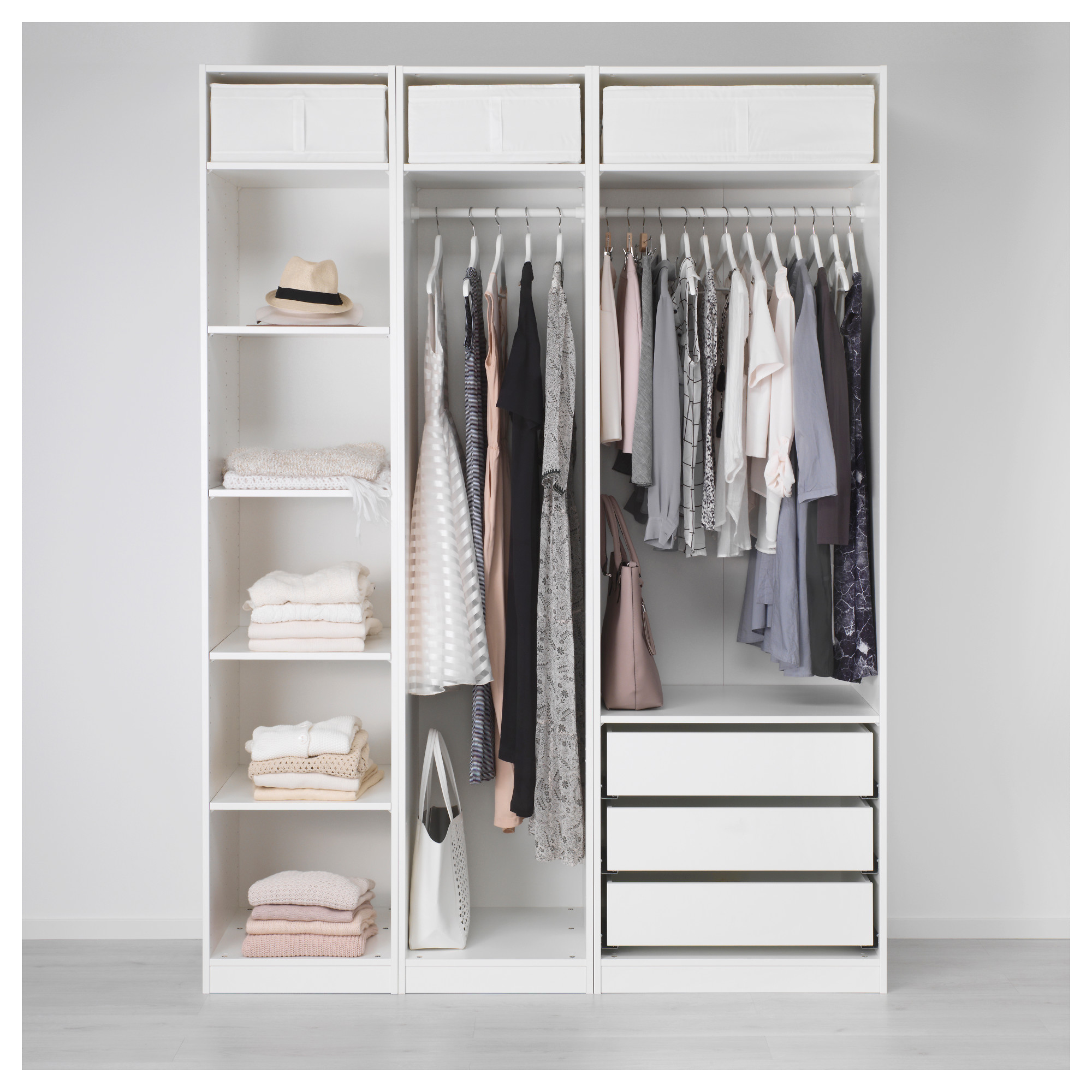 organizers home closet ikea design pax ideas