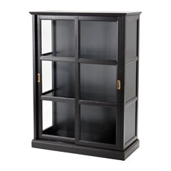 MALSJ Glass Door Cabinet