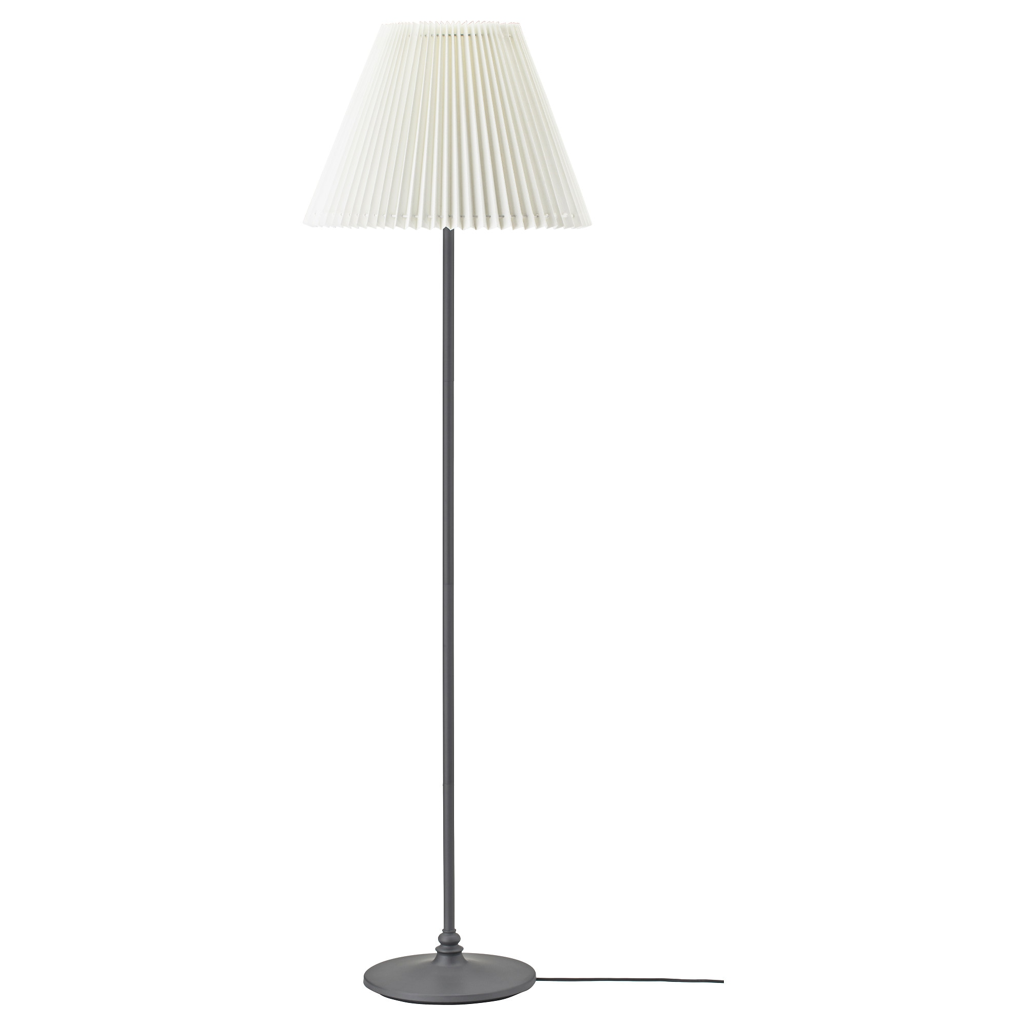 """NGLAND Floor lamp with LED bulb IKEA"