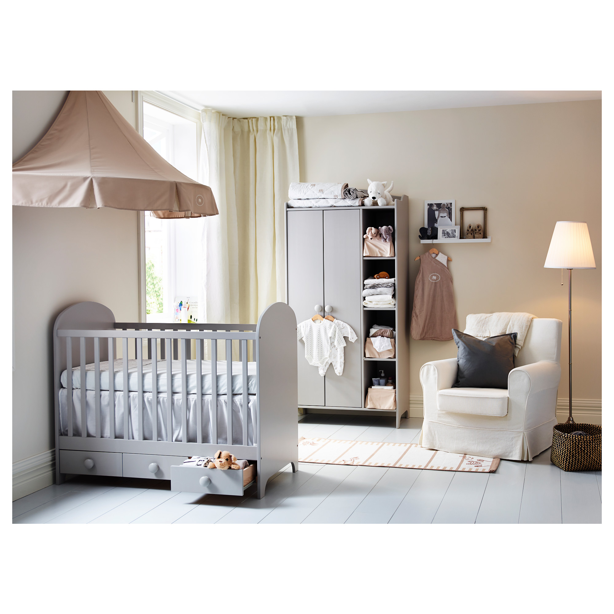meuble chambre bebe ikea. Black Bedroom Furniture Sets. Home Design Ideas