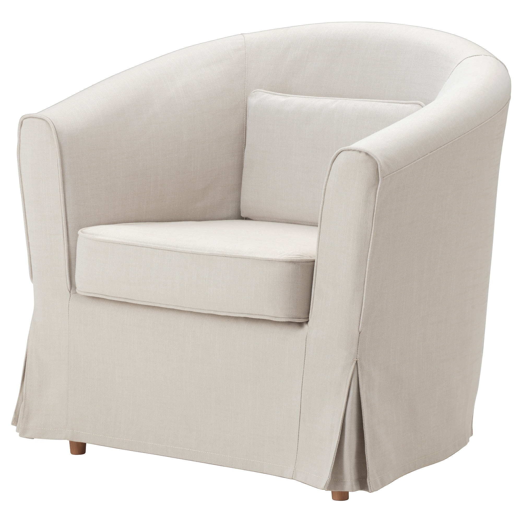 tullsta chair cover - blekinge white - ikea