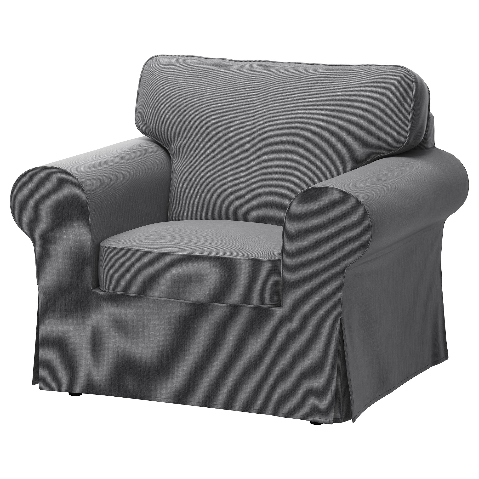armchair ikea chair nordvalla dark products catalog ektorp ca en gray