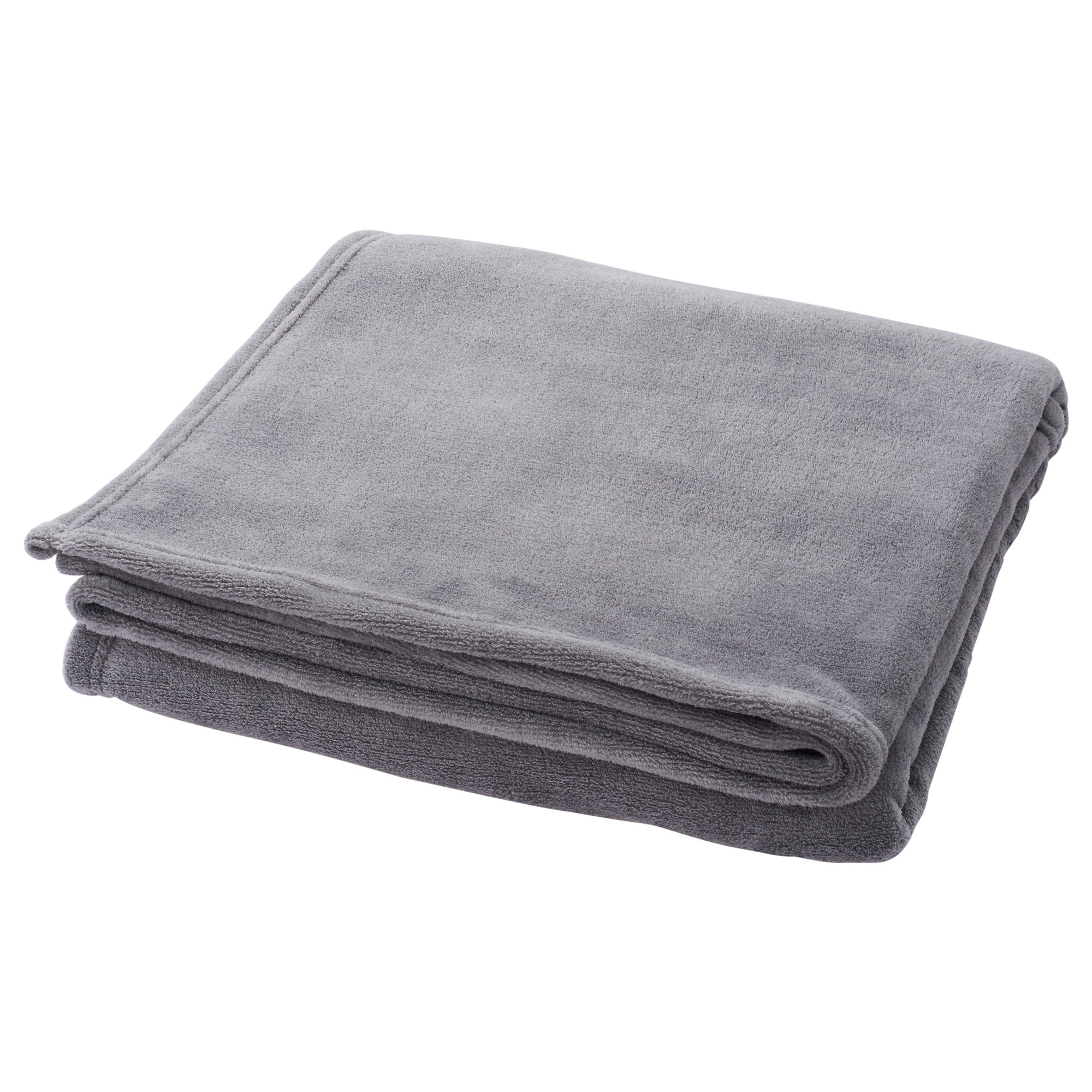 Plaid gris ikea