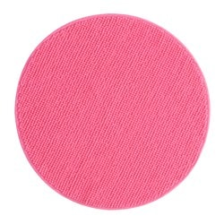 BADAREN bath mat, pink Diameter: 55 cm Area: 0.28 m² Surface density: 950 g/m²