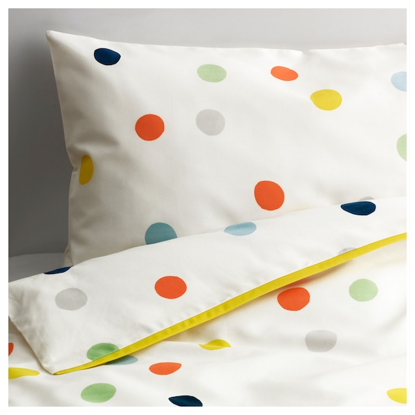 IKEA DRÖMLAND Crib duvet cover/pillowcase