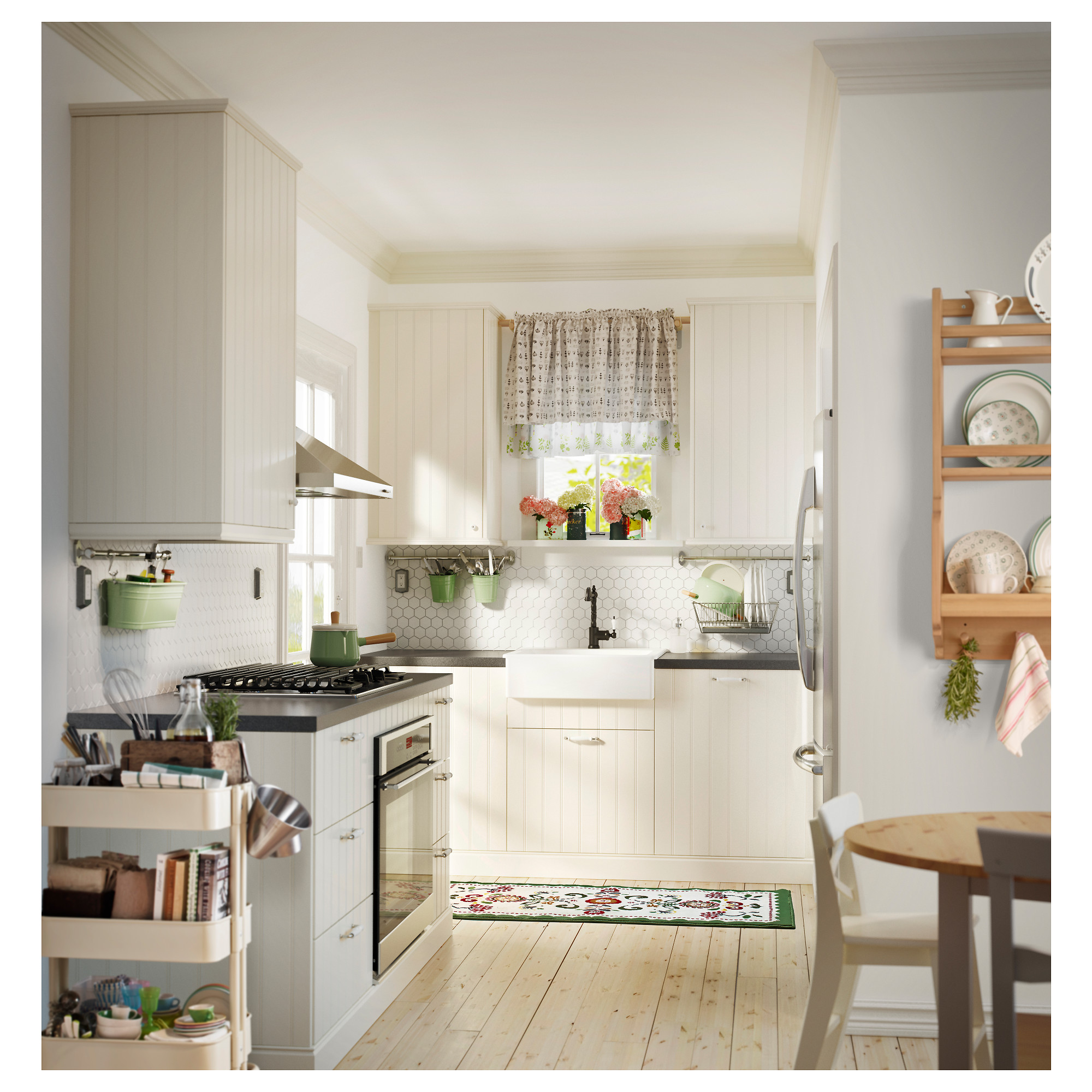 Ikea Kitchen Hittarp