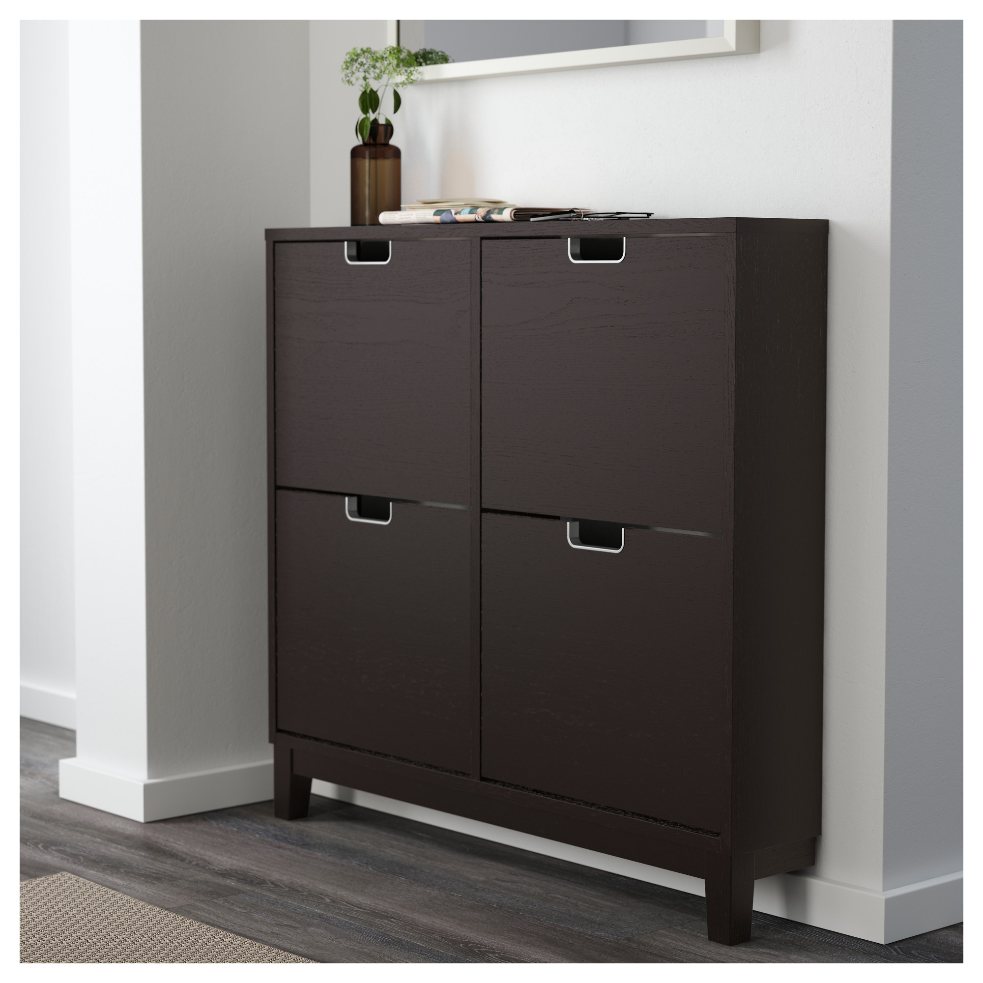 """ST""""LL Shoe cabinet with 4 partments IKEA"""