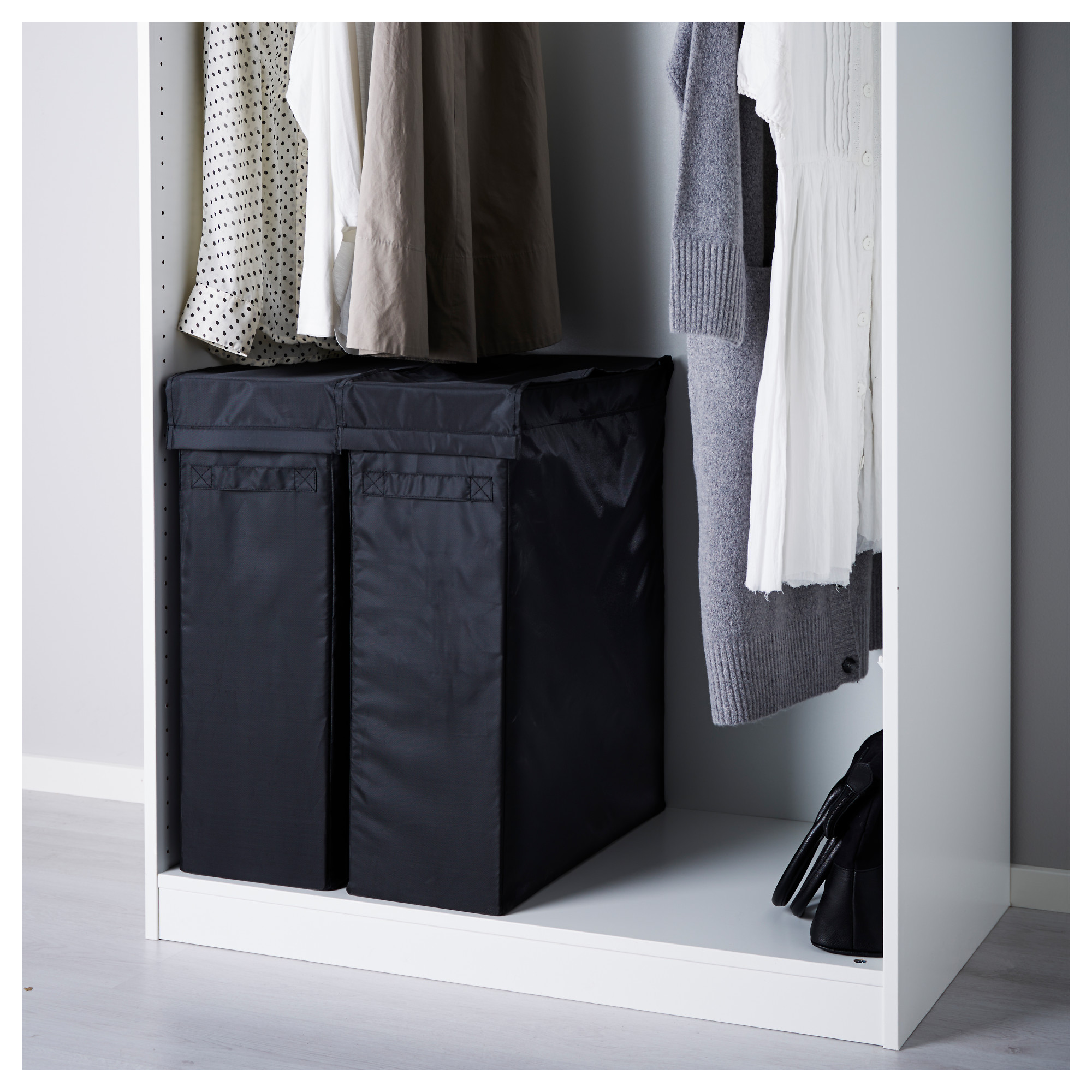 SKUBB Laundry bag with stand IKEA