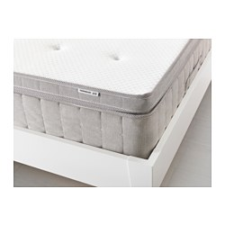 TROMSDALEN, Mattress topper, natural