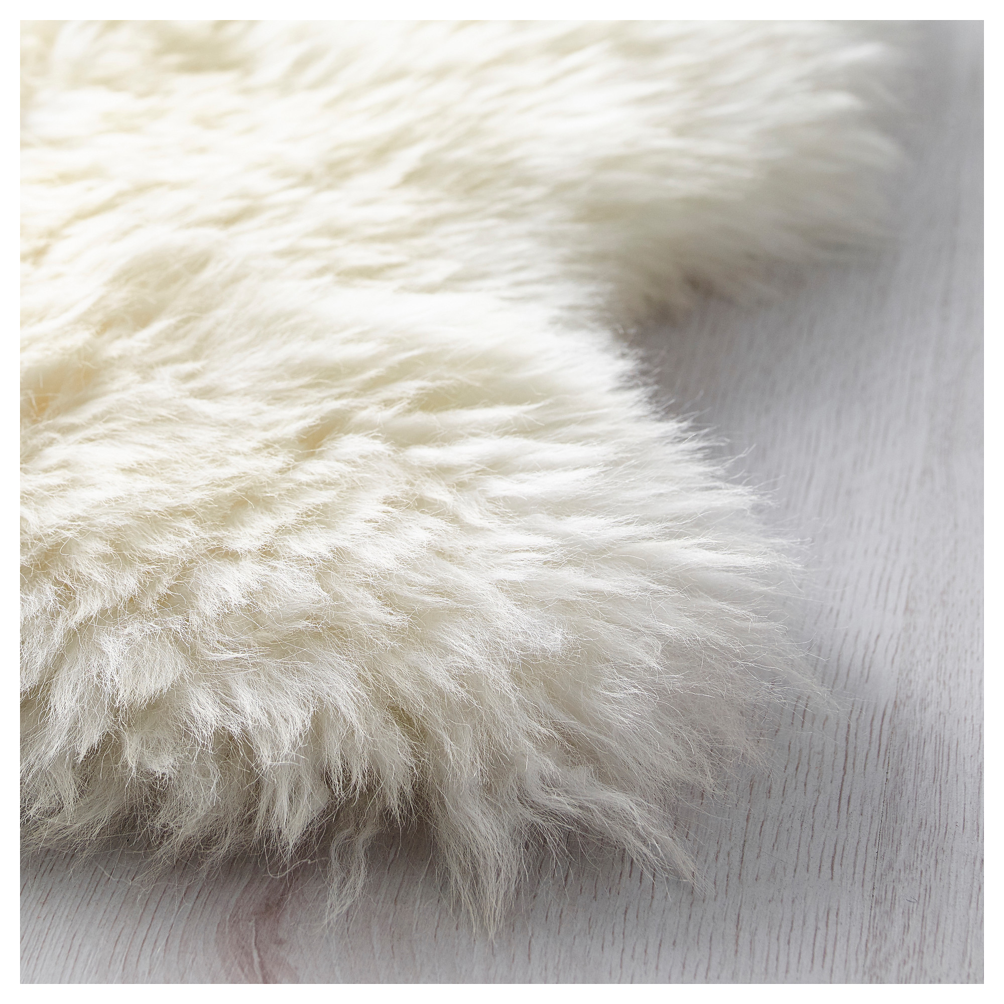 Ikea Faux Fur Rug Home Decor